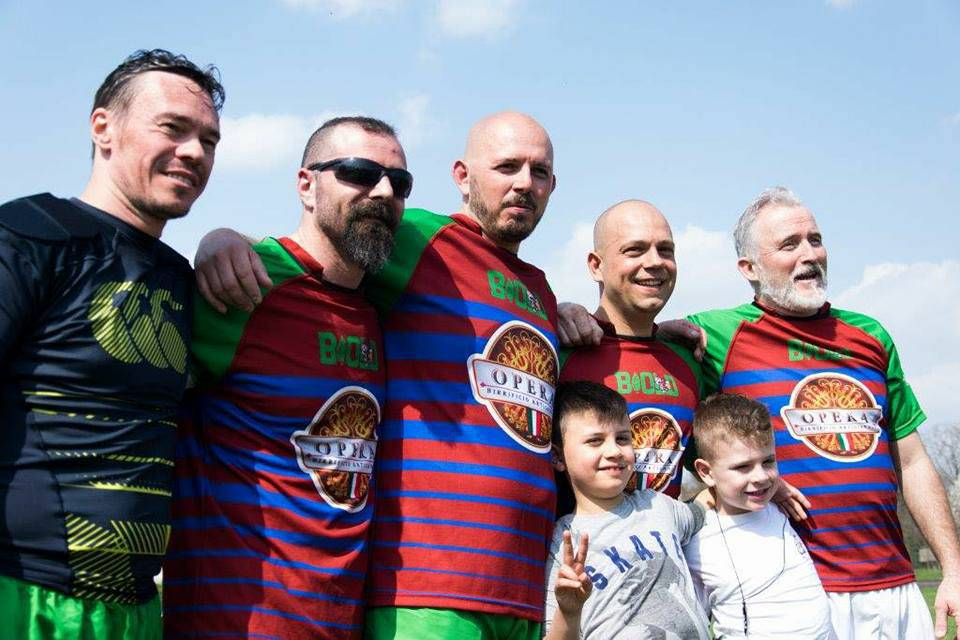 Rugby Legnano Old