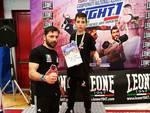 Shark Fighter Team - Campionati Italiani Assoluti Fight 1 - Roma