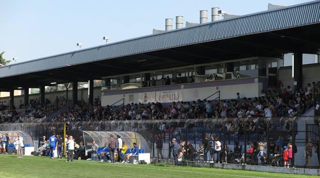 Tutti in Gioco Stadio Mari Legnano Nazionale Calcio TV contro Capitani del Palio di Legnano