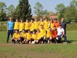 Union Oratori Castellanza - Vittoria Campionato Giovanissimi 2004 Fascia B