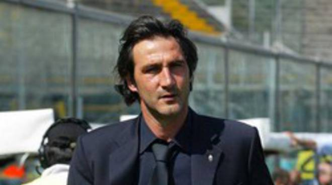 Angelo Gregucci allenatore 2002/03