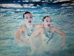Campionati Italiani estivi juniores di nuoto sincronizzato - Civitavecchia - Seconda giornata