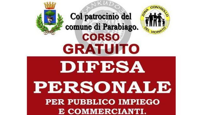 Corso difesa personale Parabiago KANKUDOJO
