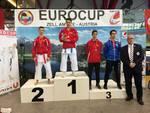 Eurocup 2018, tre medaglie di bronzo al Jissen Dojo Karate