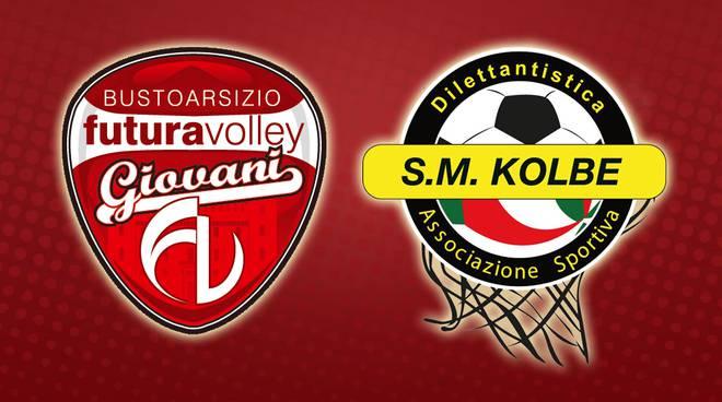 Futura Volley Giovani e S.M. Kolbe Legnano