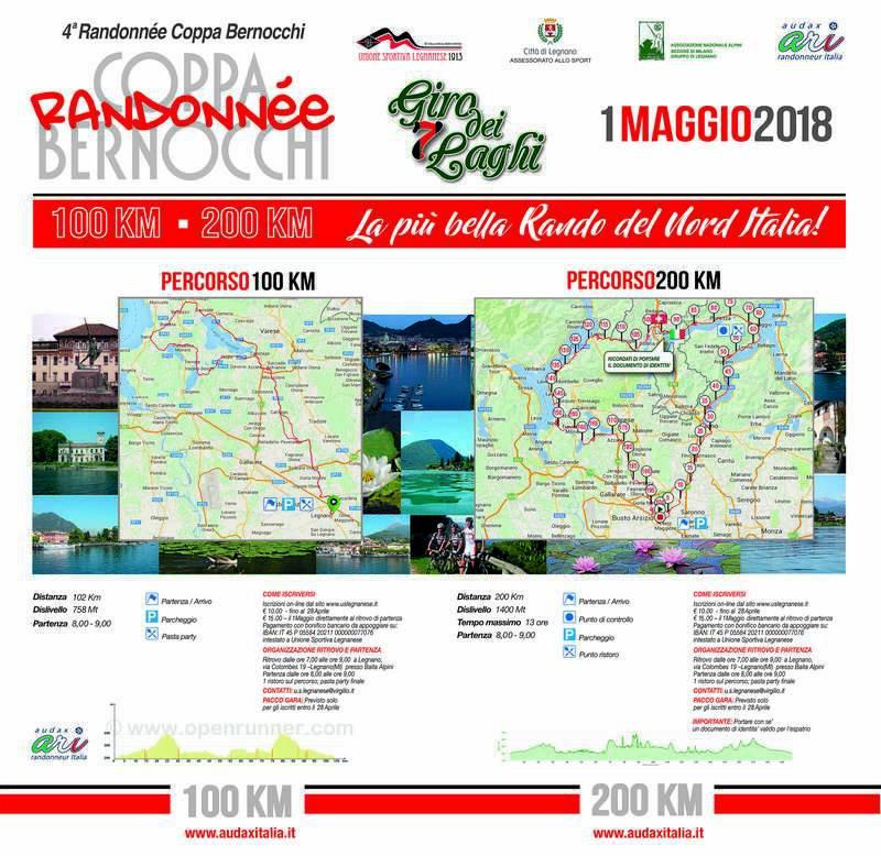 IV Randonée Coppa Bernocchi