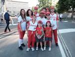 La parata delle associazioni sportive legnanesi alla Provaccia 2018