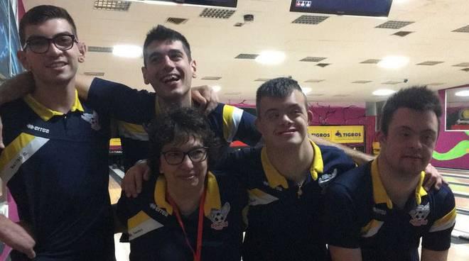 La Special Arluno ai Regionali Special Olympics Italia 2018