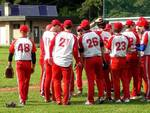 Legnano Basball-Sannazzaro 15-5