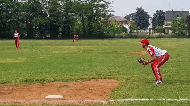 Legnano Baseball vittorioso a Cernusco