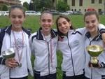 Perseverant Legnano - Torneo Silver livello LD - Arcore 12-13 maggio 2018