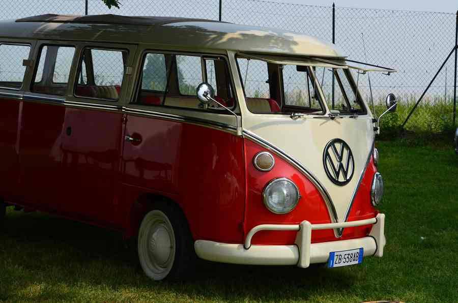Raduno internazionale VW al Lago dell'Olmo