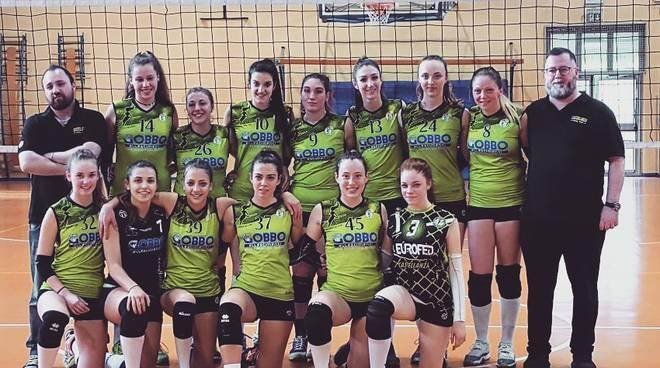 Torneo di Solbiate Olona - Finale Panta Rei - Volleyteam Castellanza