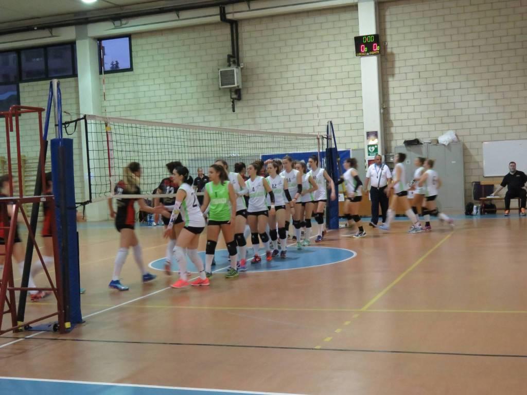 Volley Team Castellanza-MTV Gatti Milano