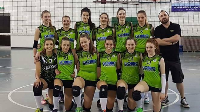 Volleyteam Castellanza al Torneo di Solbiate Olona