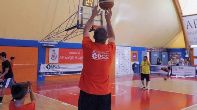 """""""12 Ore di Basket"""" torna la maratona cestistica a S. Giorgio su Legnano"""