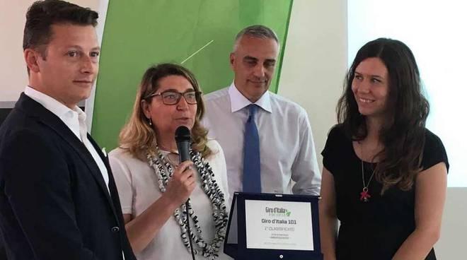 Abbiategrasso prima classificata progetto Ride Green