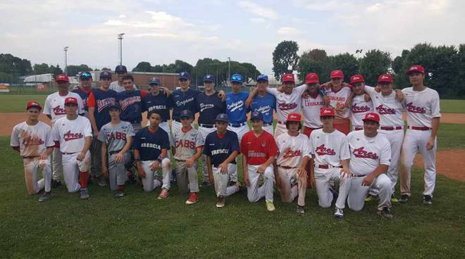 All Star Game 30° anniversario Ares Milano 24-06-18