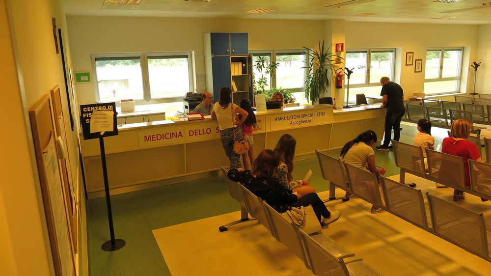 Ambulatorio di Medicina dello Sport dell'Ospedale di Legnano