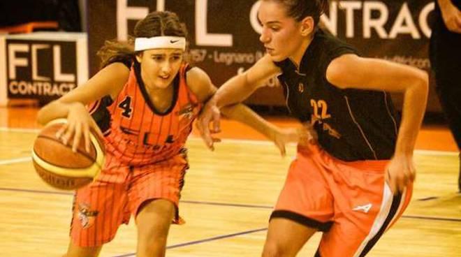Bulldog Basket Canegrate - Martina Fusi