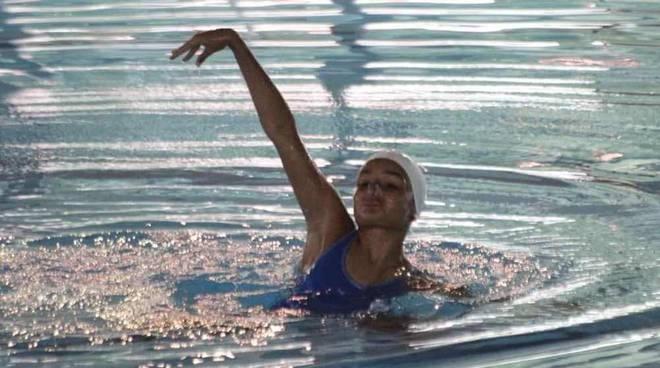 152853f1d105 campionati regionali di nuoto sincronizzato esordienti A e Ragazze