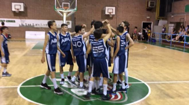 L\' ABA Under 13,  seconda al Memorial Venturoli di Bologna