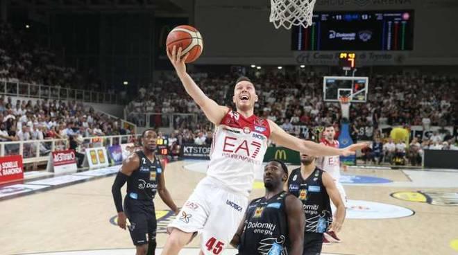 Finali scudetto basket A1 Gara 4