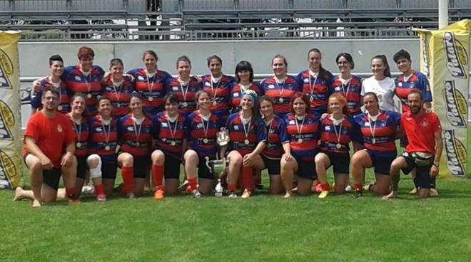 Il Rugby Parabiago Femminile vince la Coppa Italia Seniores