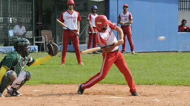 Legnano Baseball - Old Rags Lodi 2-12