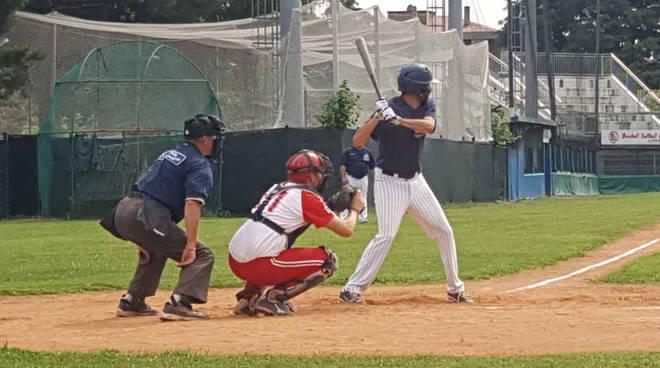 Legnano Baseball - Saronno B.C. 8-10