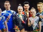 Michela Castoldi e Davide Donati si riconfermano Campioni del Mondo