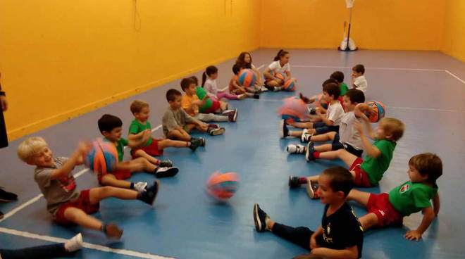 OLC Oratori Legnano Cantro - Basket