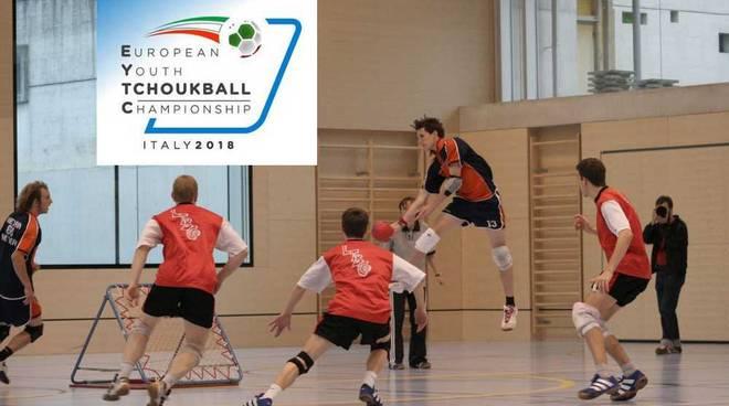 A Castellanza i campionati europei di Tchoukball