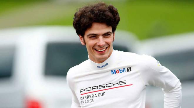 Alessio Rovera torna protagonista nel mondo Porsche nella Carrera Cup France