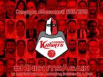 Campagna abbonamenti Knights Legnano