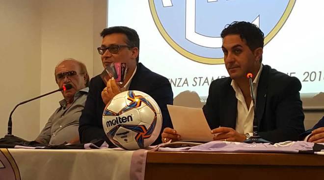 Conferenza stampa presentazione A.C. Legnano 2018/19