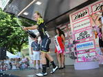 Giro d'Italia femminile - l' arrivo a Corbetta