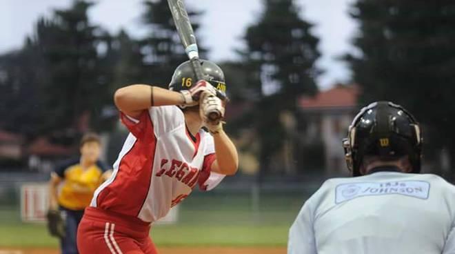 Legnano Softball-La Loggia