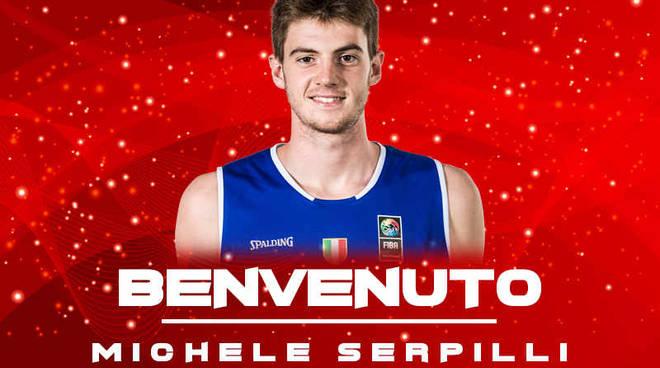 Michele Serpilli è dei Knights