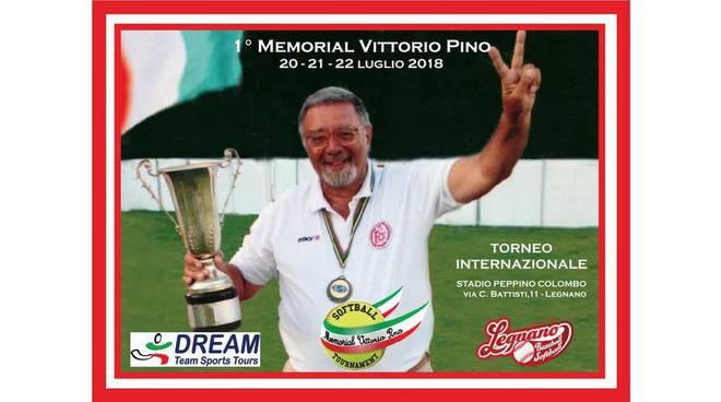 """Torneo Internazione """"Memorial Vittorio Pino"""""""