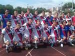 Calcio amichevole Legnano-Omegna