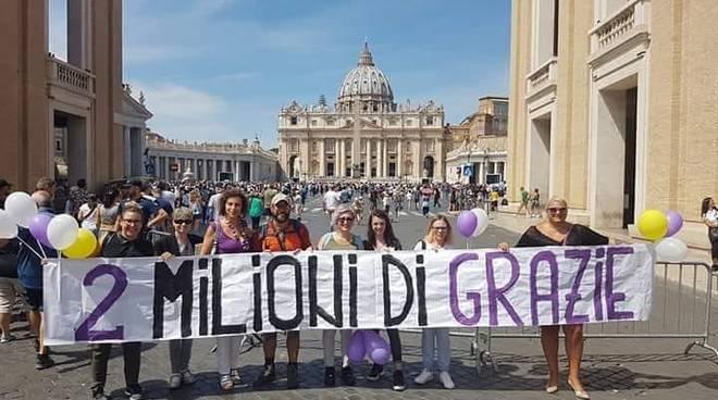 Christian Vitali è arrivato a Roma