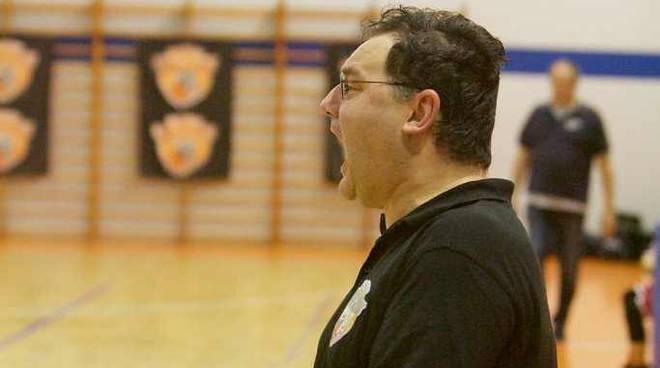 Coach Fabrizio Molteni