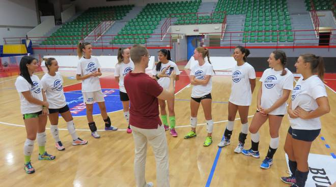 Presentazione Volley Team Castellanza