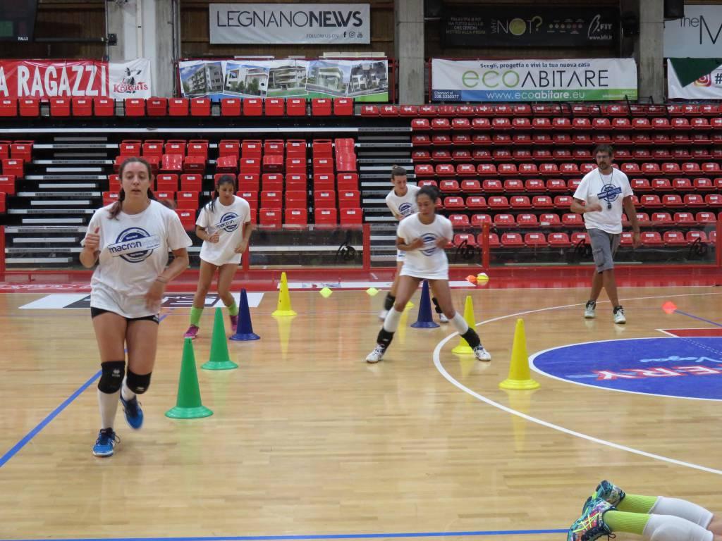 Presentazione Volley Team Castellanza