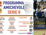 Programma amichevoli precampionato LTC Sangiorgese Basket