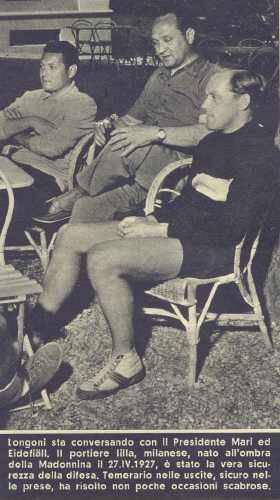 Storia dell'A.C. Legnano il campionato 1952-53