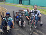 Team Handbike GS Rancilio nelle scuole di Cesate