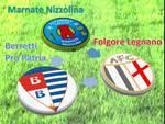 Trinagolare Marnate Nizzolina - Folgore Legnano - Berretti Pro Patria