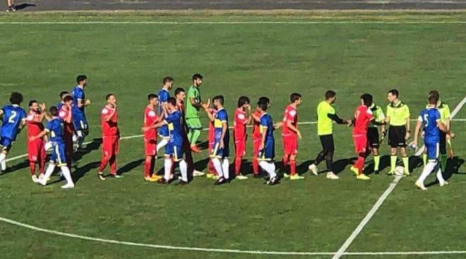 Varese Calcio vittorioso in casa sul CazzagoBornato